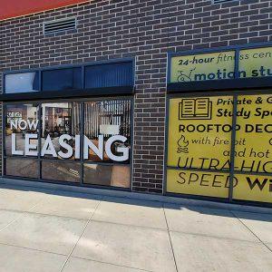 window graphics Folsom, CA