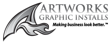 Artworks Graphic Installs Logo