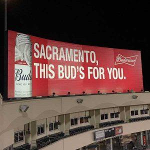 Billboard wraps California