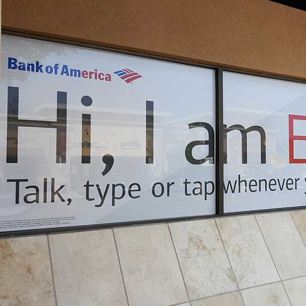 Bank Graphics Bay Area