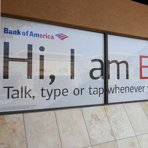 Window perf bank graphics