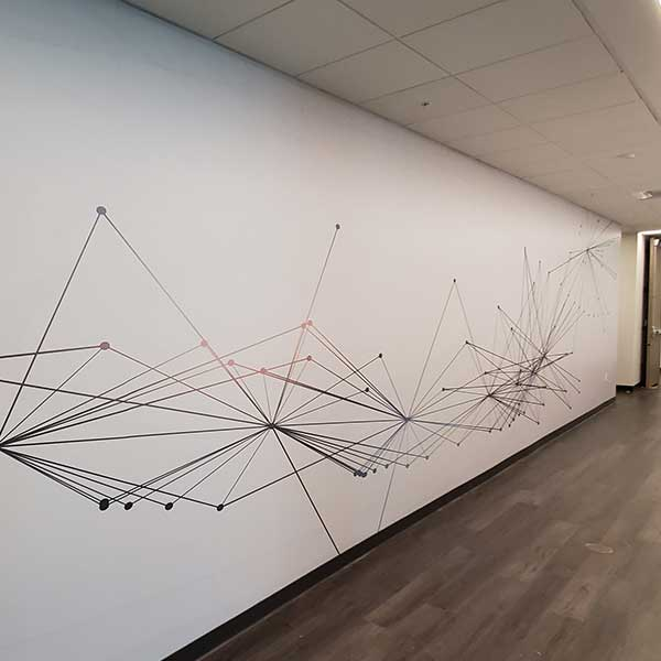 corporate wall wraps bay area