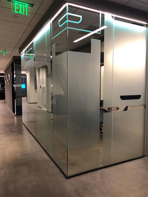 Privacy Film installs Bay Area