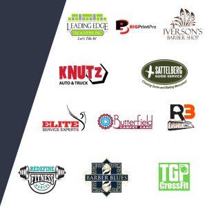 logo design Rocklin, CA