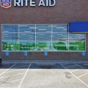 Retail Window Film Northern, CA