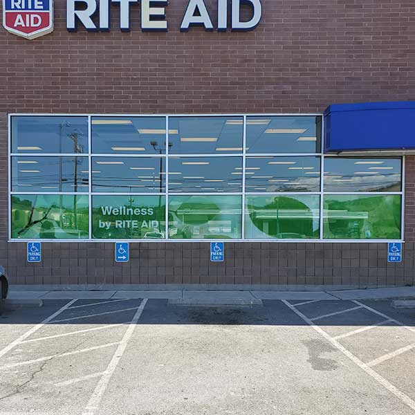 Retail Window Film Northern, CA