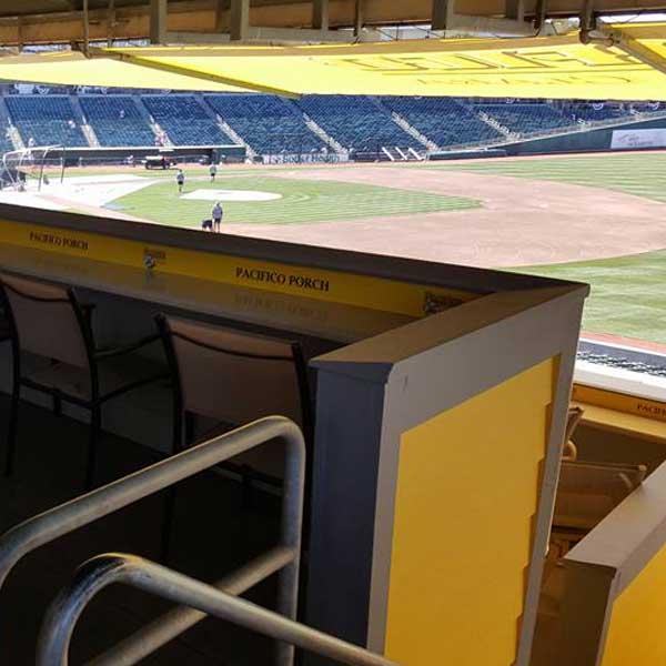 Stadium Graphic Install