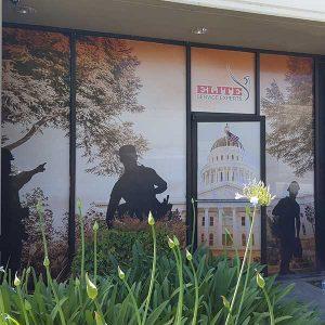 Window Perf Graphics Sacramento, CA