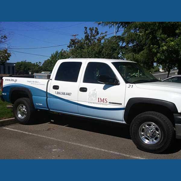 Truck Wraps Roseville